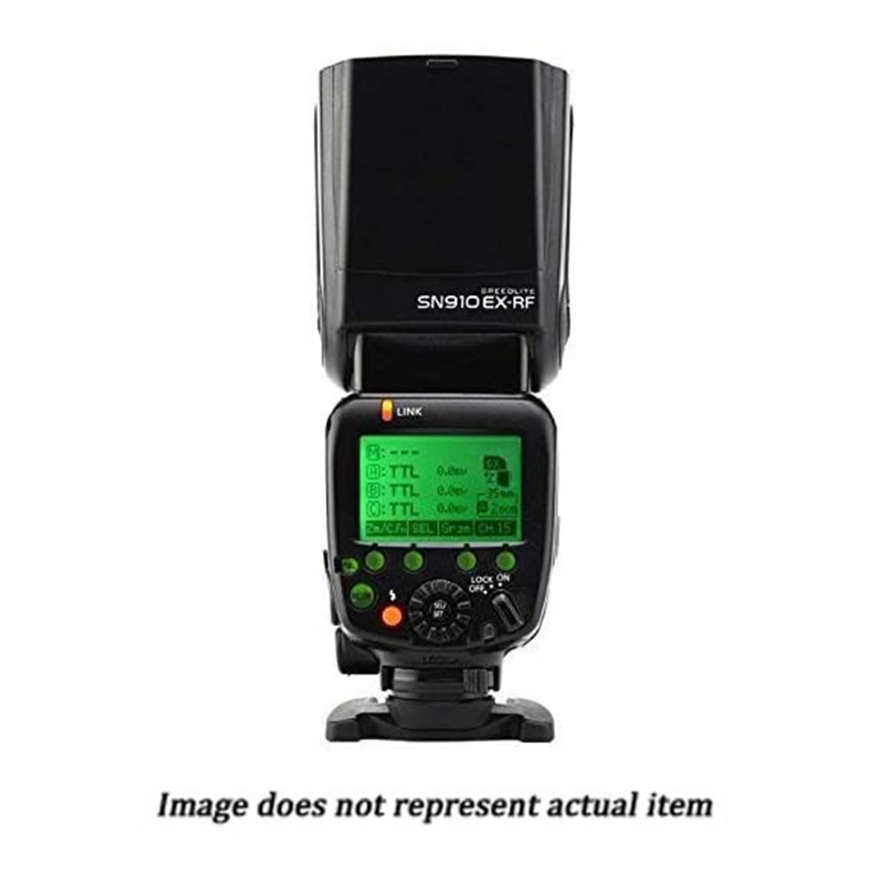 Shanny SN910EX-RF Flash for Nikon (USED) - S/N 12850135