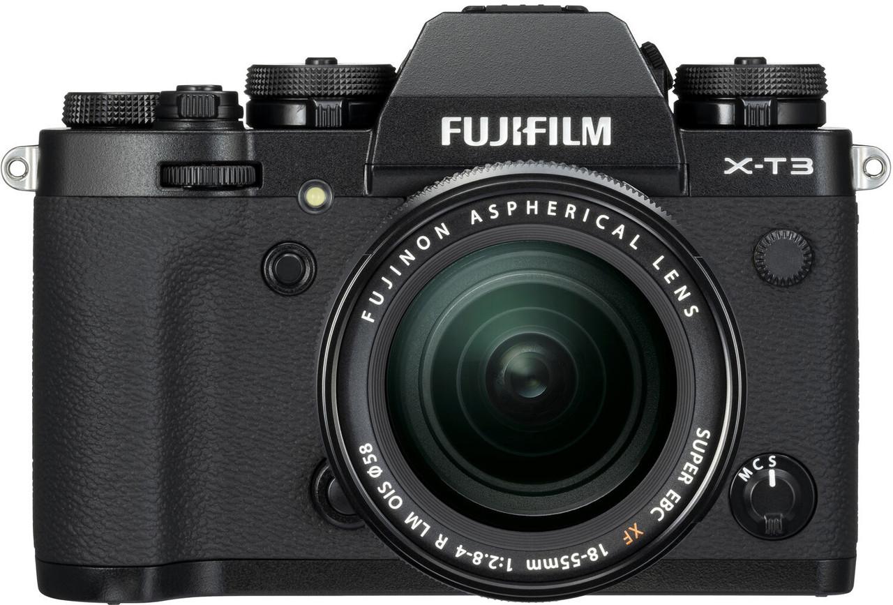 Fujifilm X-T3 WW Mirrorless Digital Camera with XF 18-55mm F2.8-4 R LM OIS Lens