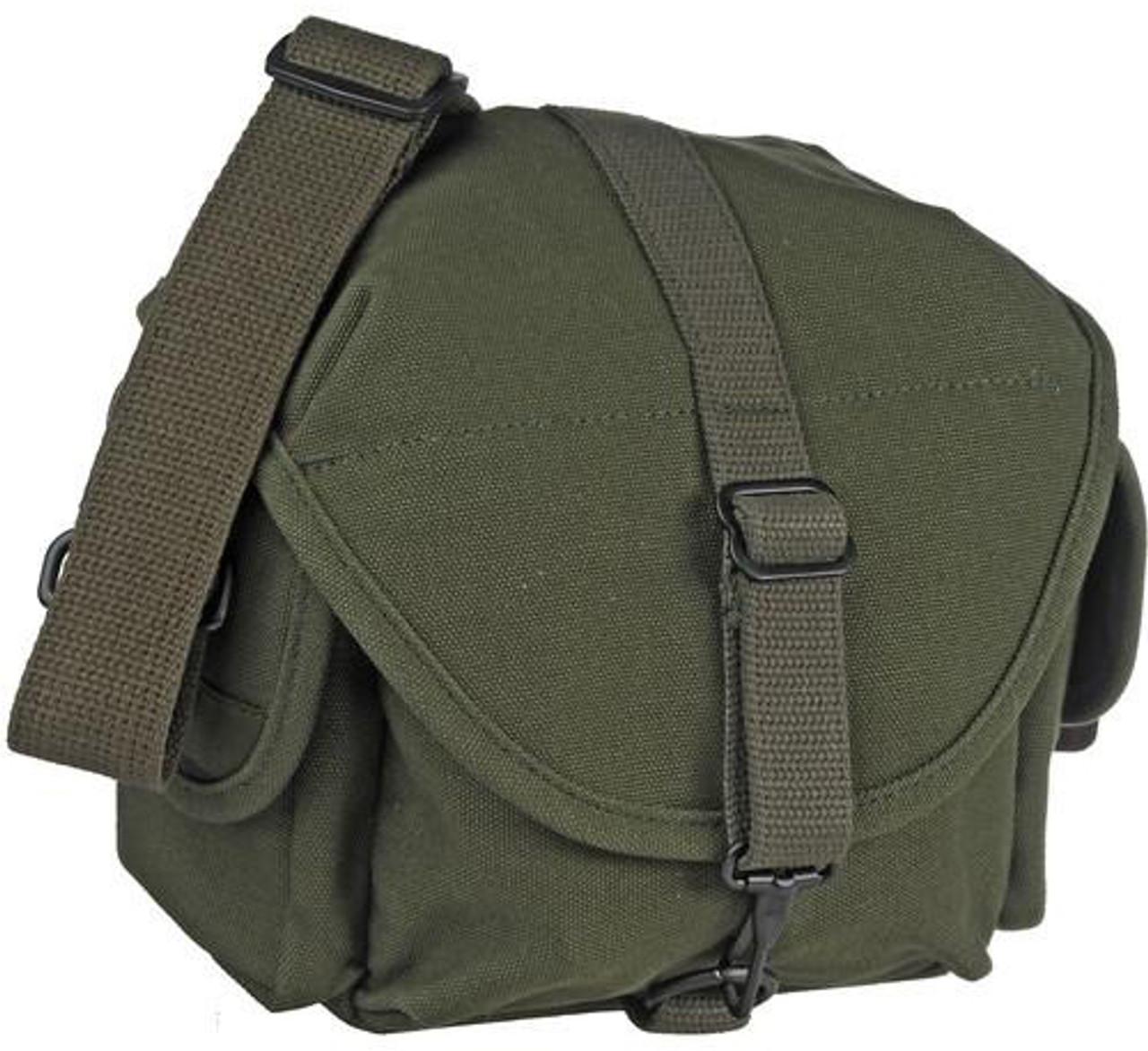 Domke F-8 Small Canvas Shoulder Bag (Olive)