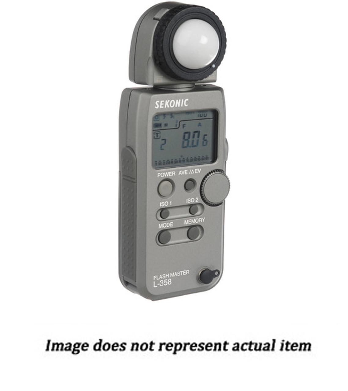 Sekonic Flash Master L-358 (USED) - S/N 401358