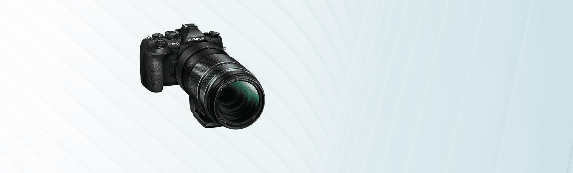 M. Zuiko ED 100-400mm F5.0-6.3 IS Lens