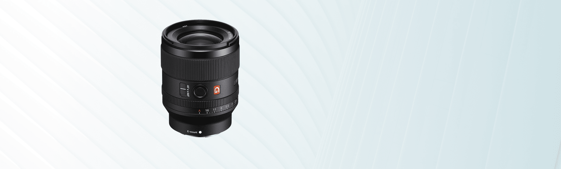 Sony Announces FE 35mm F1.4 GM