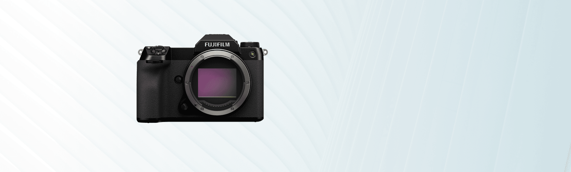 New Fujifilm GFX100S Medium Format Mirrorless Camera