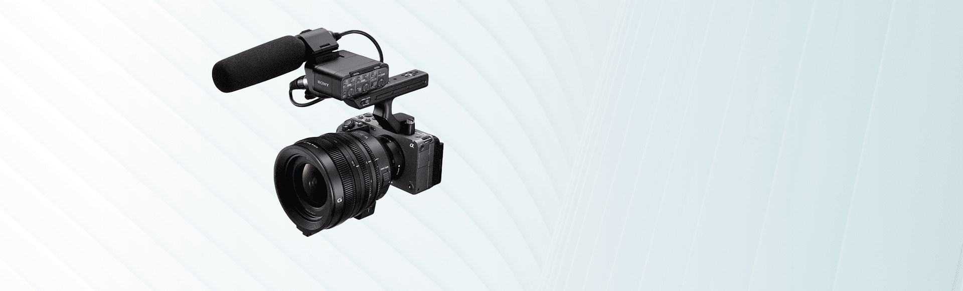 New Sony Alpha FX3 Cinema Line Camera