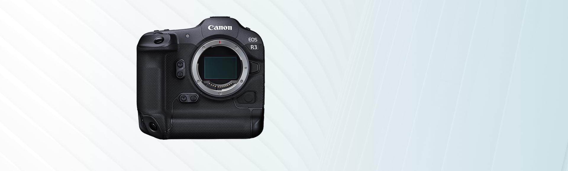 NEW Canon EOS R3