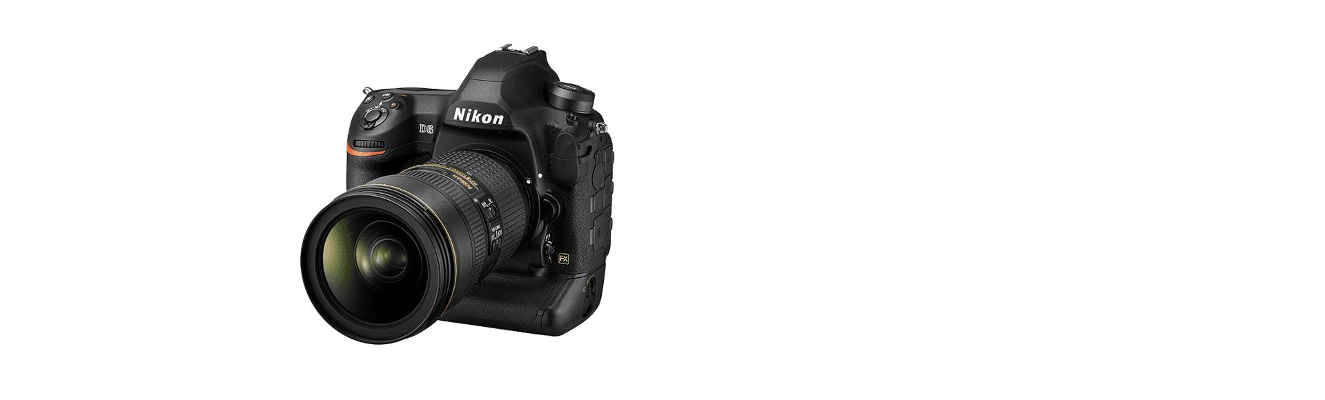 New Nikon D6
