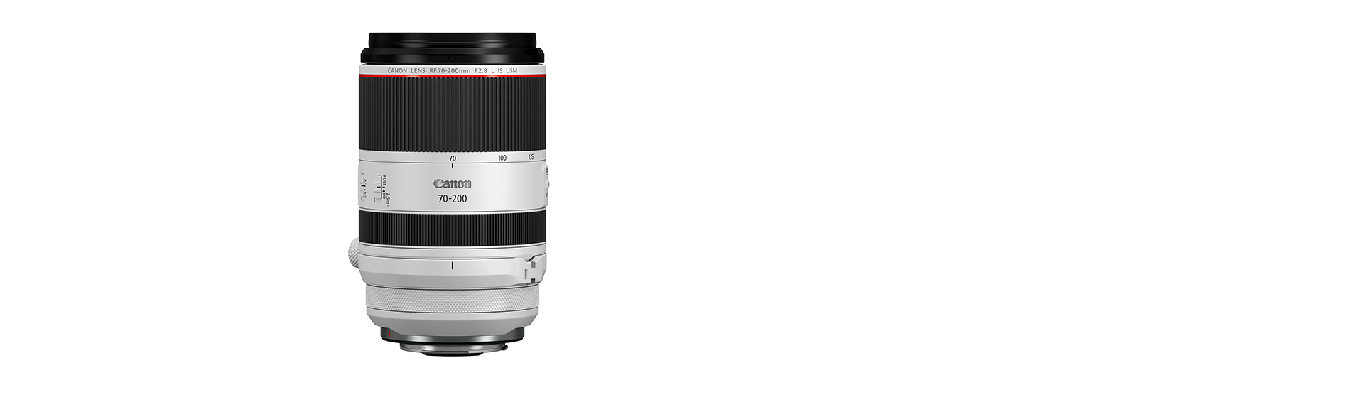 Canon RF 70–200mm F2.8