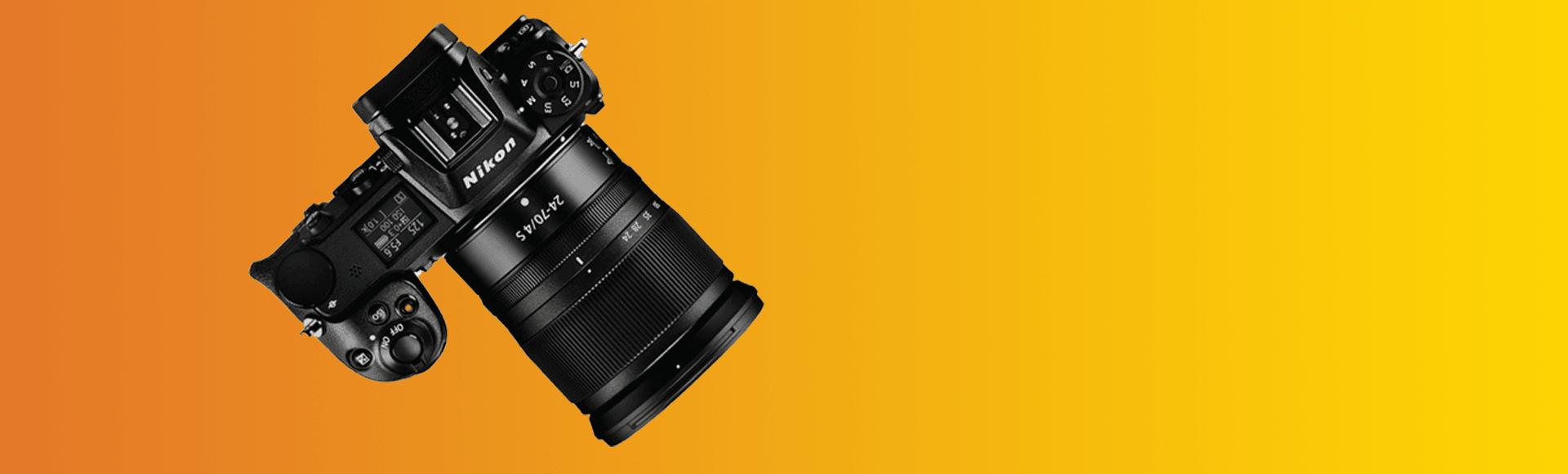 Trade Up To Nikon's Z