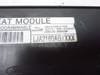 Seat Control Module 97-00 XK8 LJA2160AG ECU