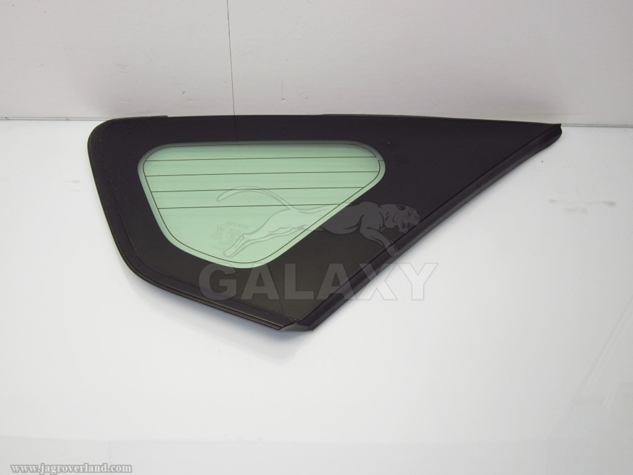 For 04-09 Toyota Prius 4-DR Hatchback Rear Door Window Glass Driver//Left Side