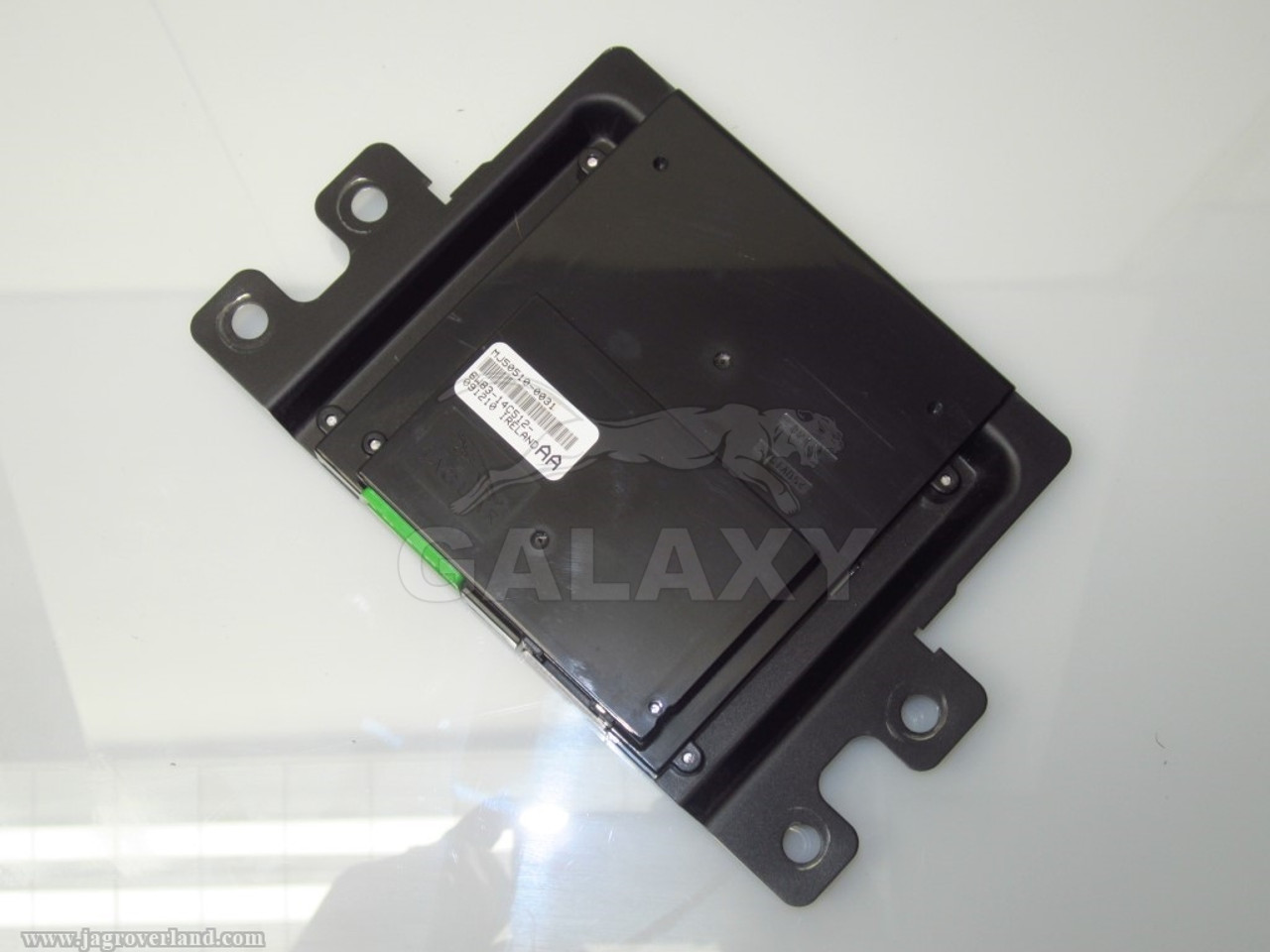 07-15 Xk Multimedia Communication Control Module Oem 6W83-14C512-Aa C2P16945