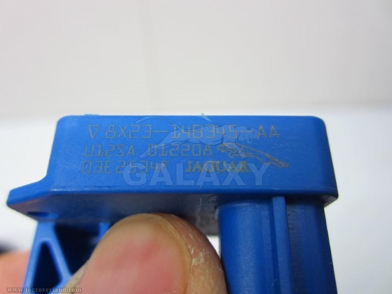 8X23-14B345-AA C2Z3413 Genuine Jaguar XF X250 Airbag Sensor