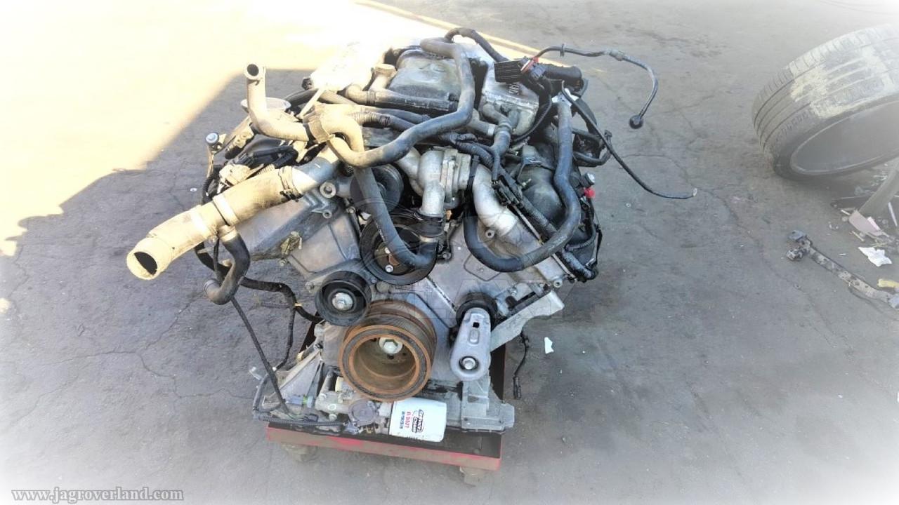 Rebuilt Jaguar Engine 06-09 Xjr Xkr Xfr 4 2L without Supercharger Aj89558  83542C