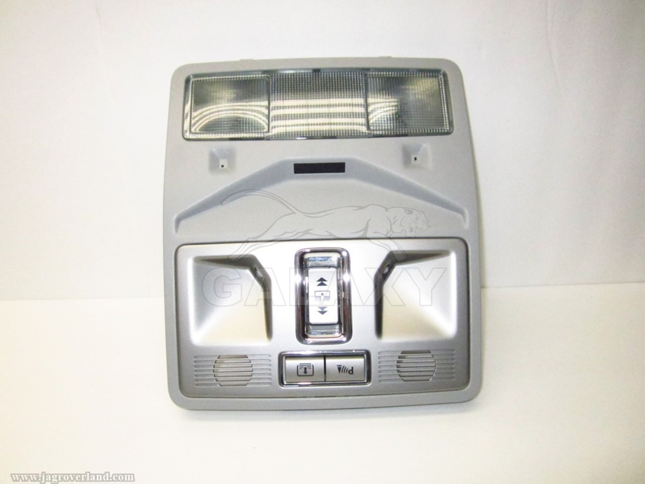 09-11 Xf Xfr Overhead Sunroof Maplight Parking Switch C2Z5146Lhj  8X23-Mbbv-H Lhj