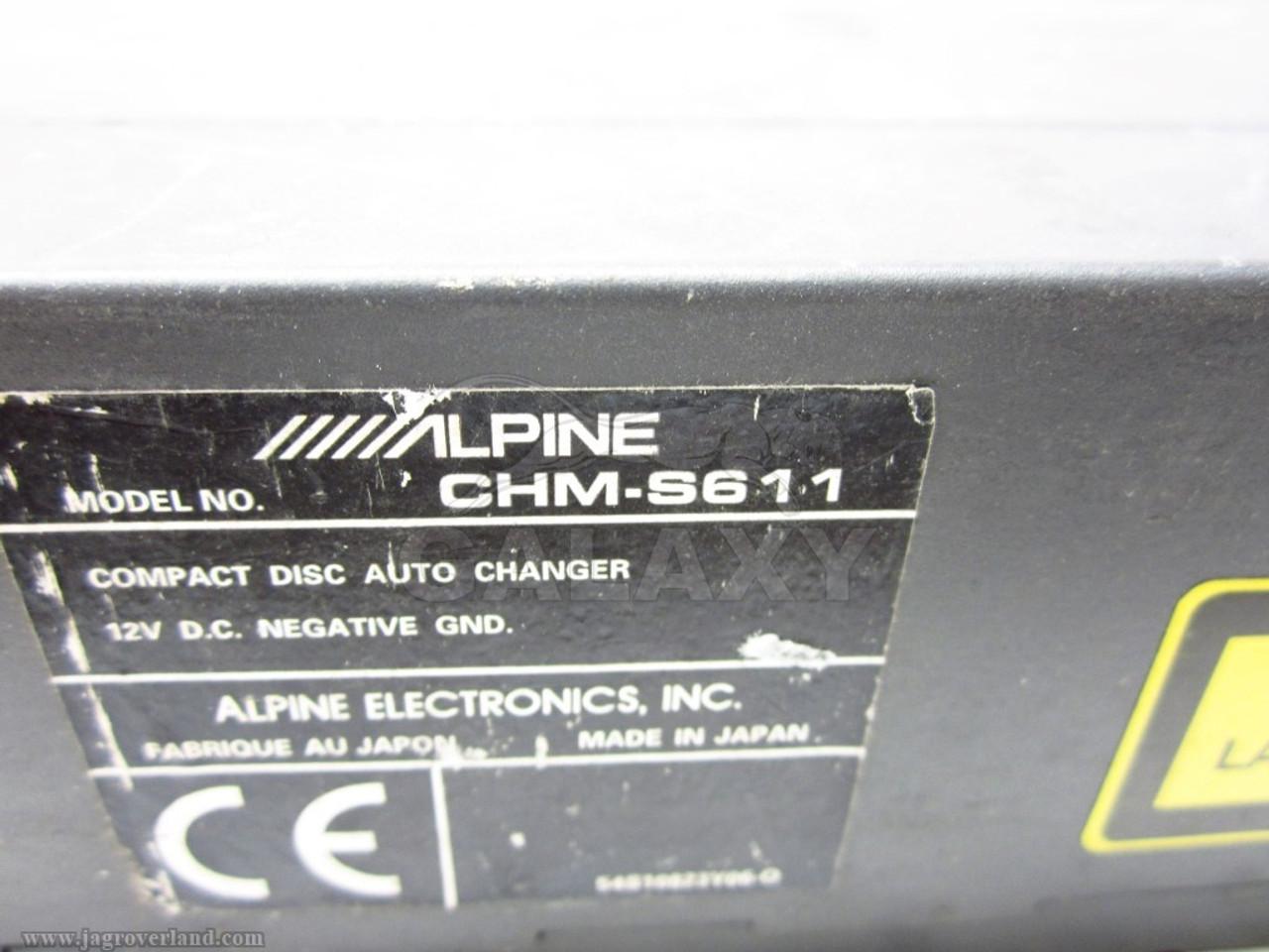 1999-2001 Bmw 318I Cd Changer Chm-S611