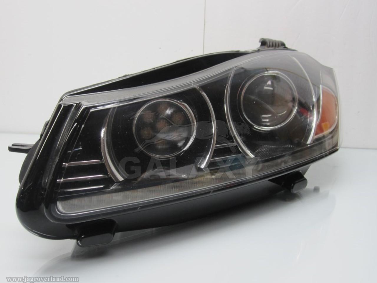 12-15 Xf Oem Driver Left Hid Afs Xenon Adaptive Headlight Headlamp  Cx23-13W030 C2Z31008
