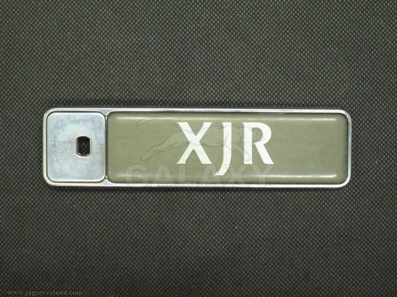 NEW Jaguar Badge Trunk Emblem XJ8L 1998-2003  HND5994EA
