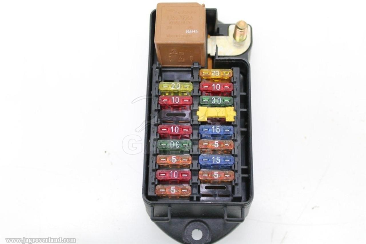 JAGUAR X308 XJR XJ8 FUSE BOX LNC2800BC