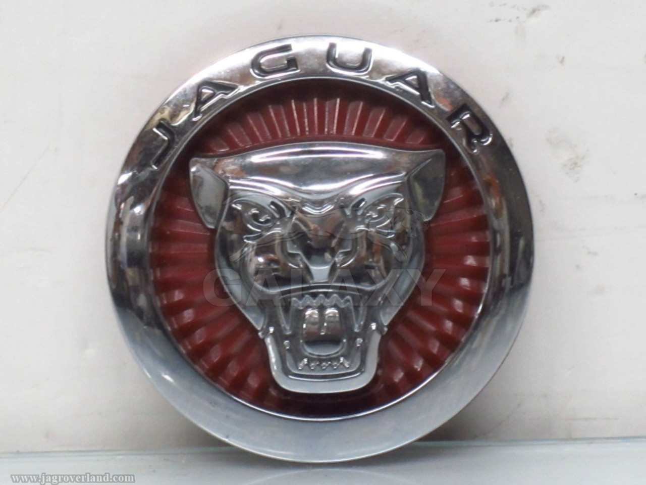 Front Bumper Grille 3D Logo Emblem For Jaguar Car Logo XJ XF XK X-TYPE Auto Head Decoration Refit Accessories QMZDXH Car Front Grill Grille Emblem Badge