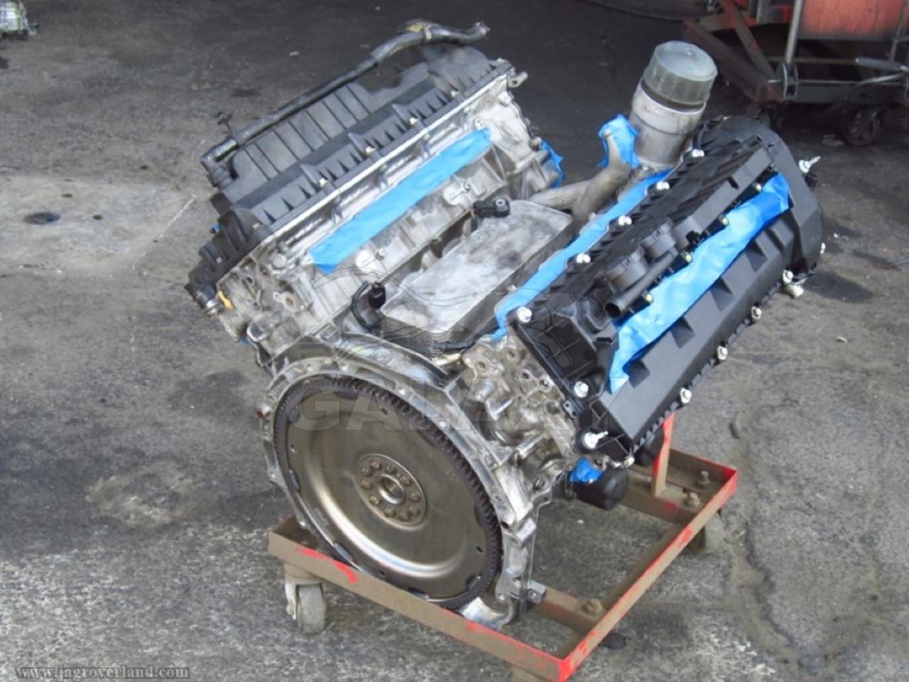 Rebuilt Jaguar Supercharged Engine 10 15 Xj L Xk Xf R 5 0l C2d49713 Galaxy Jaguar