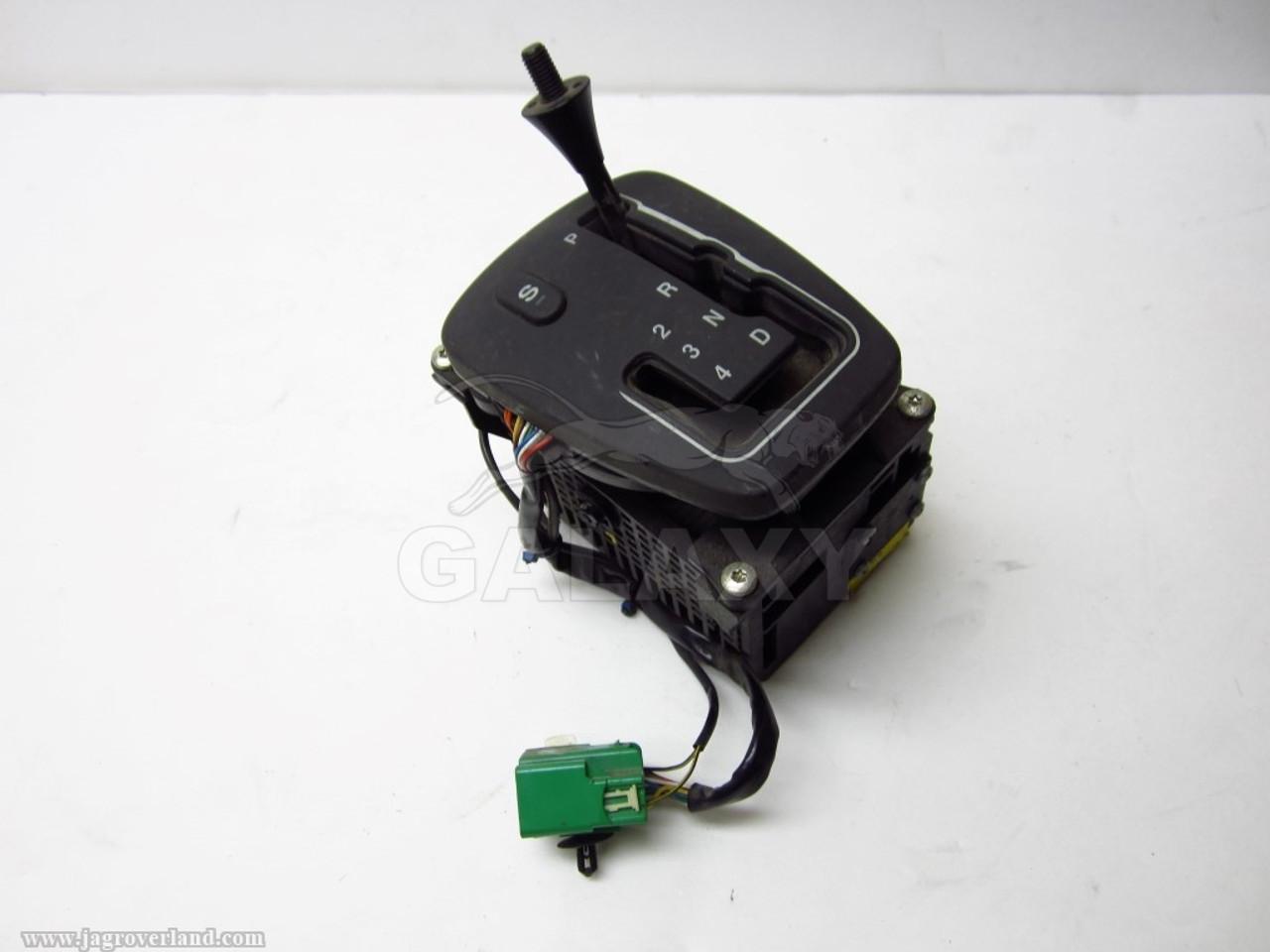 02-08 X-Type Floor Shifter Gear Selector Indicator Module 1X43-7C453-Ah