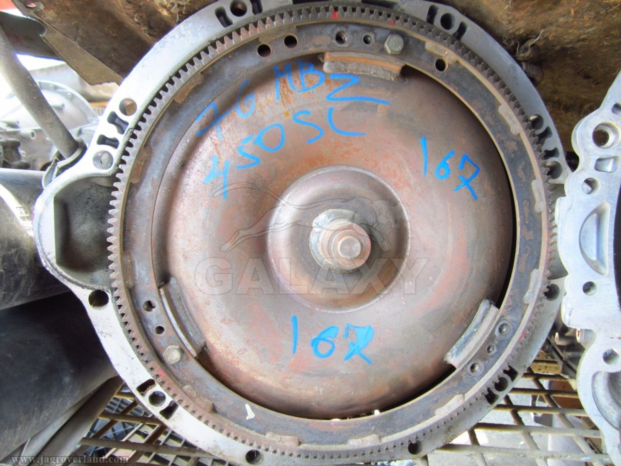 Automatic Transmission 74-76 Mercedes Benz 107 Type 450