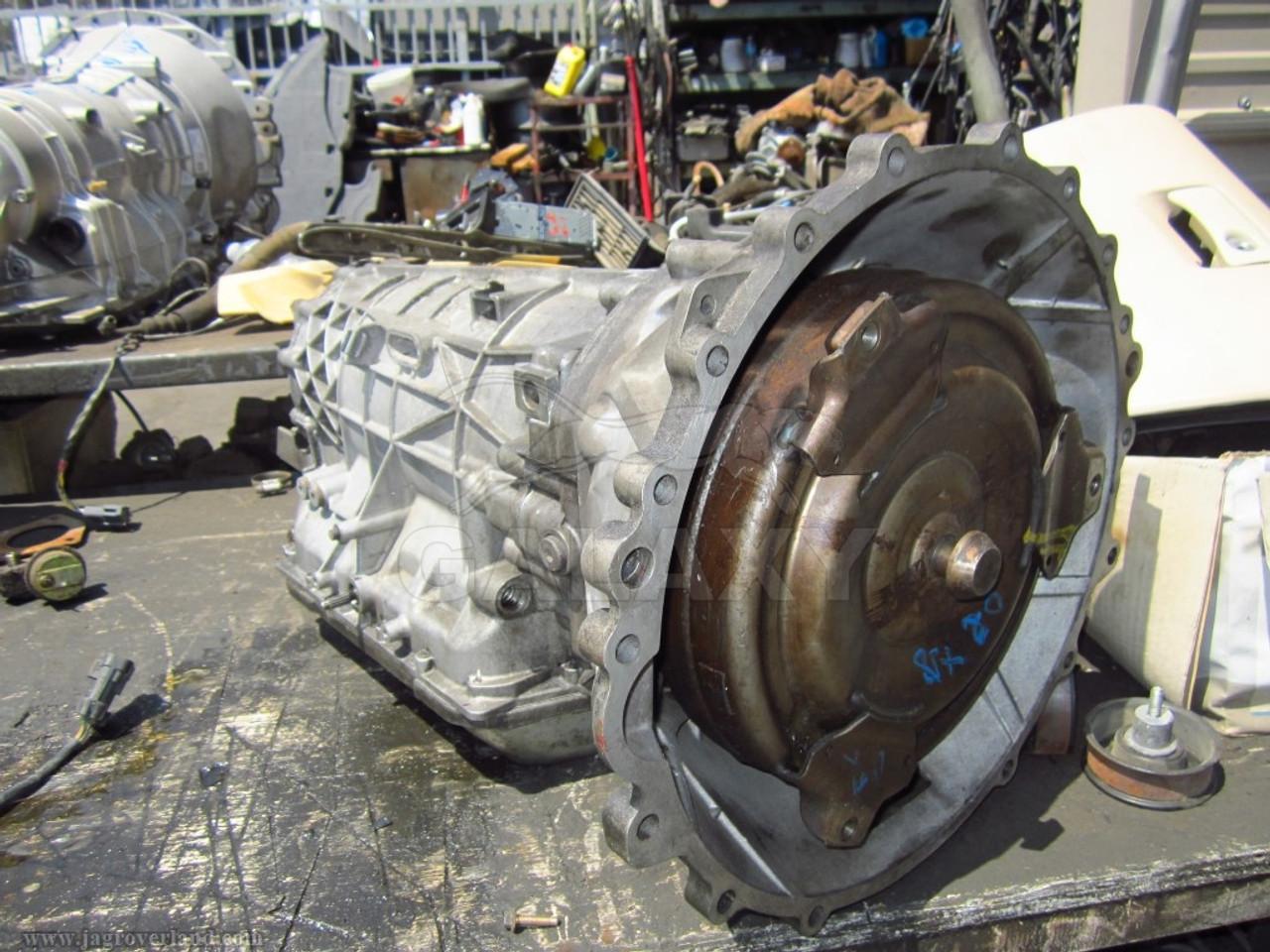 Rebuilt Automatic Transmission 5HP24 99-03 XJ8 XK8 1058000026