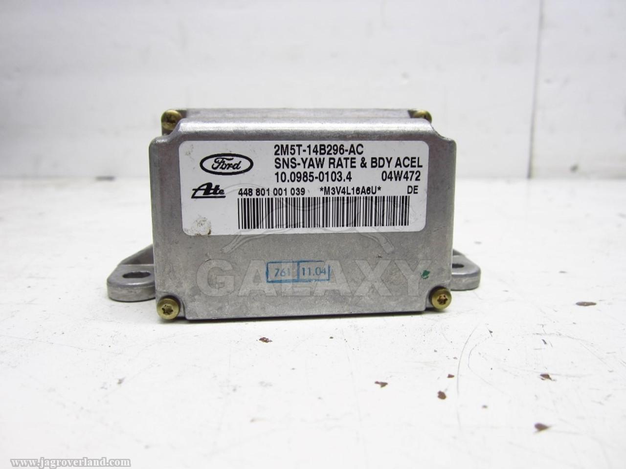 04-07 Xj8 Yaw Rate Sensor 2M5T-14B296-Ac