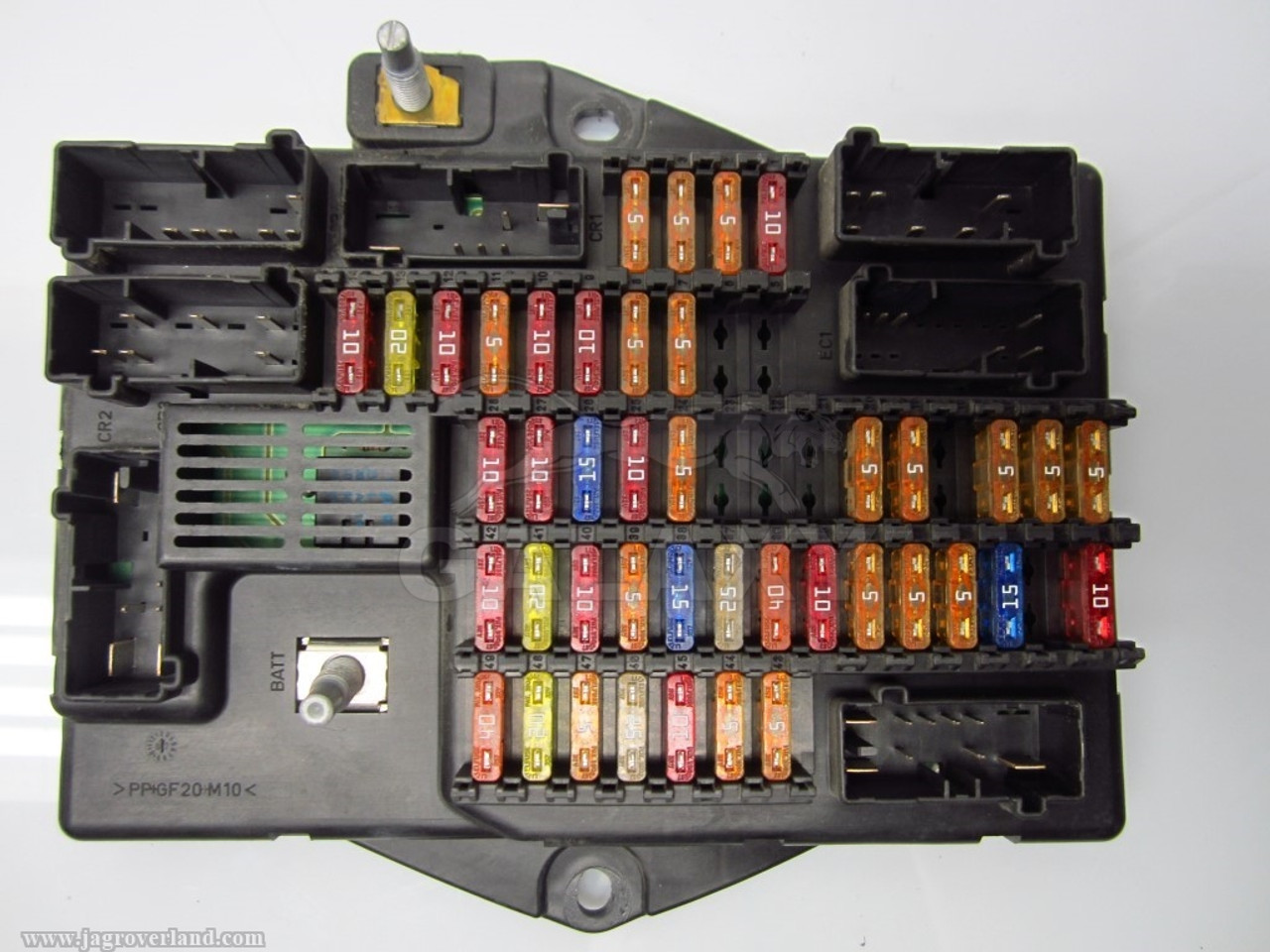 Foot Well Fuse Box   Wiring Diagram W Footwell Fuse Box on
