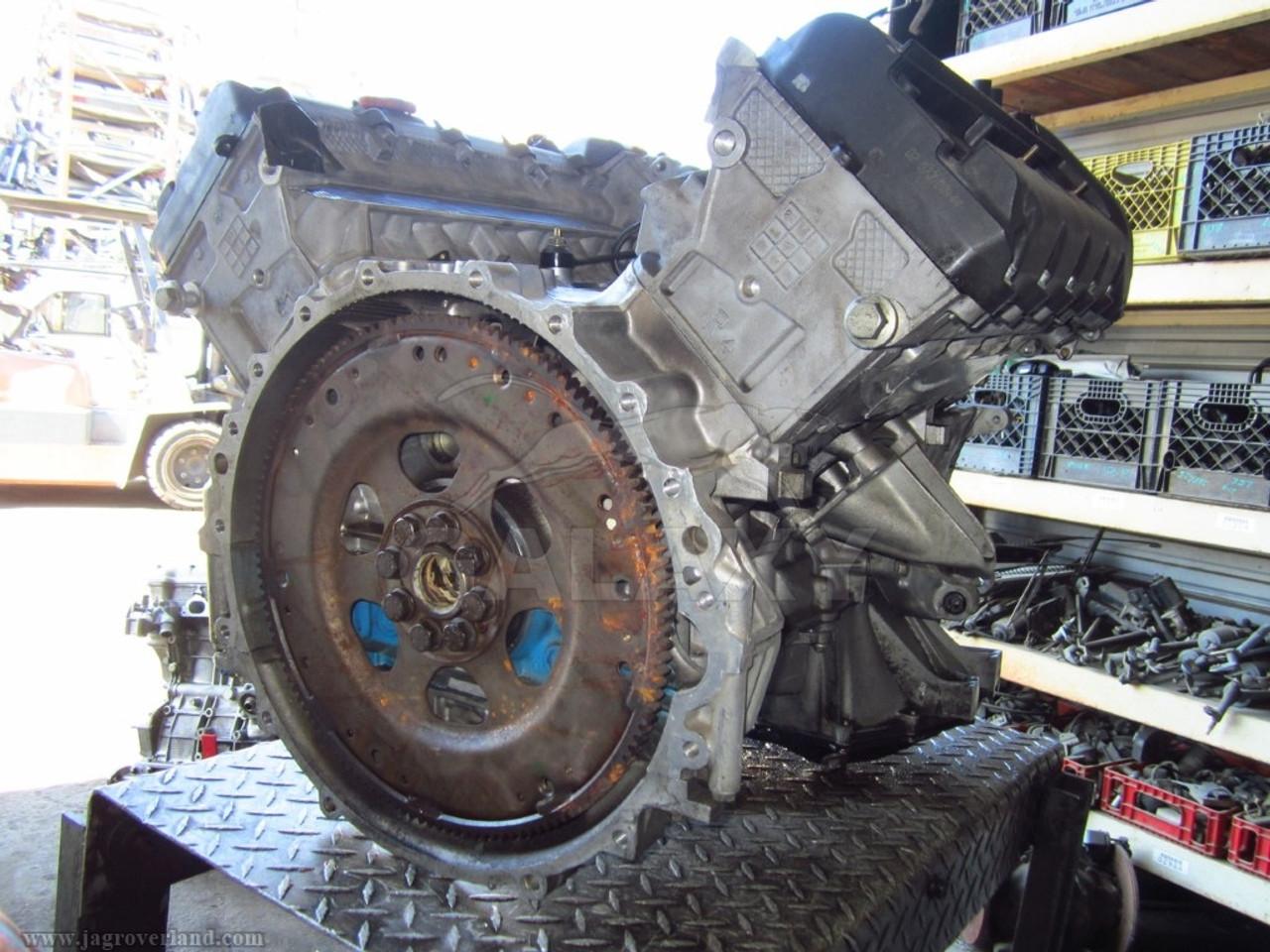Rebuilt Jaguar Supercharged Engine 03 06 S Type Xj Xk R 4 2l 2w93 6015 Da Galaxy Jaguar