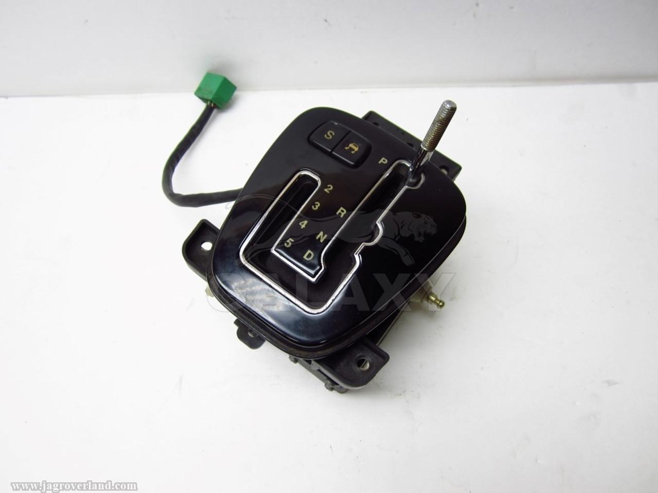 04-07 Xj8 Floor Shifter Gear Selector Indicator Module 2W93-7K004-Ak  C2C36038