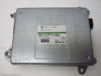 Rear Electronics Module 06-09 XJ8 XJR Body Processor 5W93-13B524-Ad