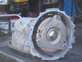 Transmission Assembly 2006-09 XJ8 Vdp S-Type 4.2L Automatic 6Hp26 6W93-7000-Bd 50321