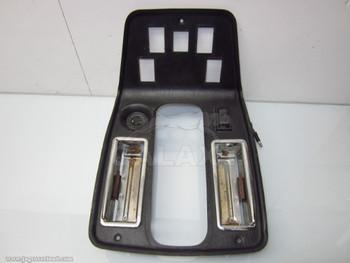 80-87 Daimler XJ6 XJ12 Series 3 Shifter Switch Ash Tray Bezel
