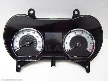 09 XF Instrument Speedometer Cluster 8X23-10849-Ch C2Z13080