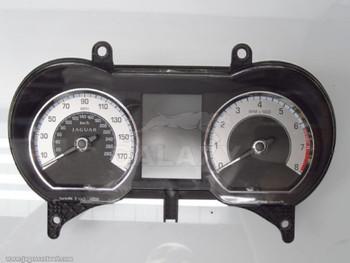09 XF Speedometer Cluster 8X23-10849-Ch C2Z13080 171K