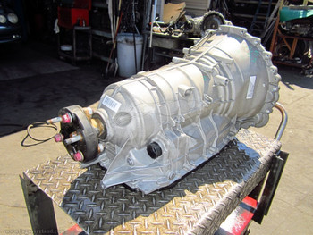 Transmission Assembly 2009 XF 4.2 Supercharged 8X23-7000-Cd 400-51049