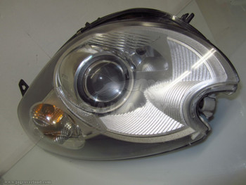 *07-11 XK XKR Right Headlight Headlamp Xenon Adaptive Light Assembly w Washer Oem Used Some Scratches 02C2P 13189 C2P21142