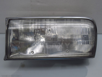 *91-94 XJ6 Vdp Left Headlamp Assy Dbc6879 Dbc11465 Lmb4511Aa