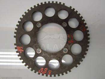86-96 XJ 6 12 S Vdp Engine Crankshaft Pulley Timing Ring Oem Used Eac6850