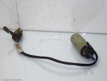 88-94 XJ6 XJ12 Vanden Plas Front Windshield Washer Pump Assy Oem Used Jlm20122 Dbc1989