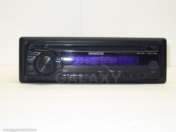 Kenwood Cd Receiver w Mp3Wma Playback Kdc-352U Used And wout Remote