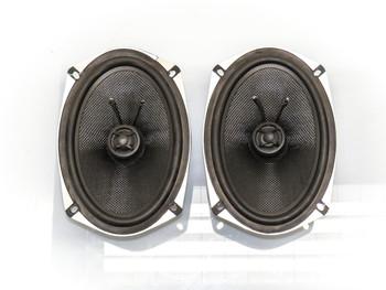 Kenwood Kfc-6982Ie 5-Way 6In. X 9In. Car Speaker Used  wout Grill