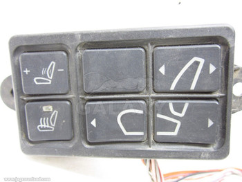 92-94 XJs Right Seat Switch Right Right Lhd6032Ca