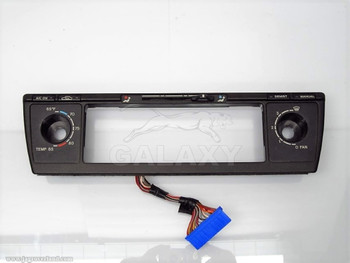 Control Panel 94-96 XJ 6 S R Climate Heater Ac Power Switch Lhd7690Ba