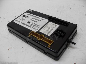 Control Module LNA2500AA 95-97 XJ6 XJ12 XJR Body Processor ECU
