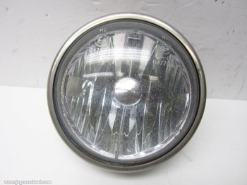 *Headlight Lens 98-03 XJ8 Low Beam Headlamp w Bezel LNC4620AA