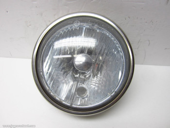*Headlamp Lens 98-03 XJ8 High Beam w Bezel LNC4621CA 89200275