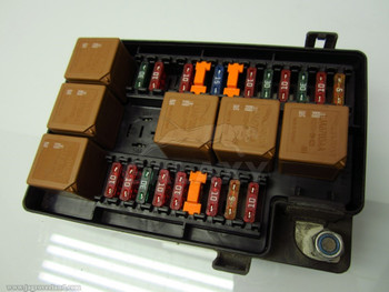 Fusebox 98-03 XJ8 XJR Engine Compartment Fuse Box LNF2822BA