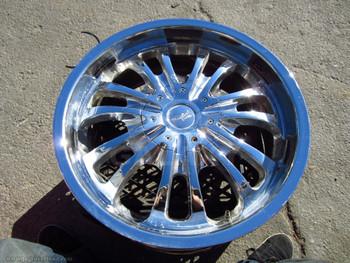Road Wheel 18X7.5